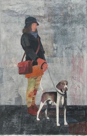Galerie Montpellier | Rusiñol Masramon: Petshopgirl I