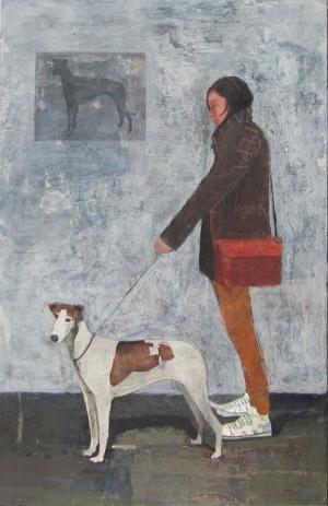 Galerie Montpellier | Rusiñol Masramon: Petshopgirl II