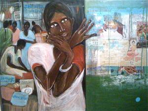 Galerie Montpellier | Elisa Cossonnet: Un regard vrai