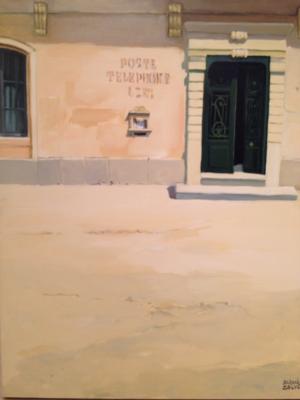 Galerie Montpellier | Bernard Calvet: Poste, téléphone