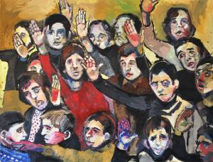 Galerie Montpellier | Carmen Selma: El saludo sin futuro