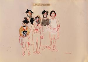 Galerie Montpellier | Carmen Selma: Las ferias de los cañaverales