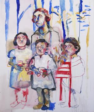 Galerie Montpellier | Carmen Selma: Madre de familia