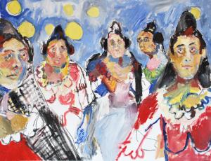 Galerie Montpellier | Carmen Selma: Pim pam