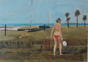 Galerie Montpellier | Rusiñol Masramon: Platja