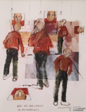 Galerie Montpellier | Elisa Cossonnet: En mouvement