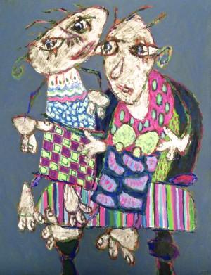Galerie Montpellier | TARDIVO: T'as de beaux yeux tu sais