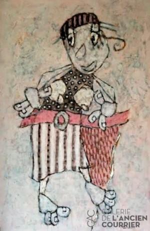 Galerie Montpellier | TARDIVO: Sarabricole