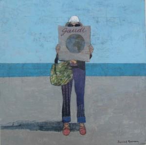 Galerie Montpellier | Rusiñol Masramon: Gaudi